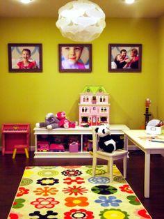Child's Play Room.