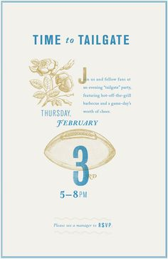 typography.  Danielle Kroll #design #invitation #typography #layout