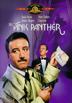 The Pink Panther (1963). Peter Sellers