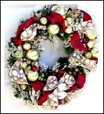 Wreaths and more wreaths