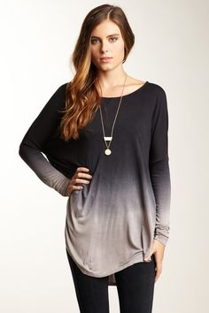 great ombre top