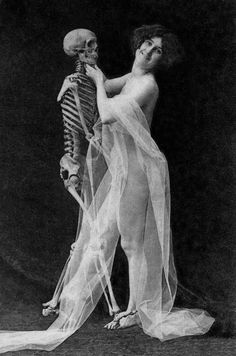 dancing with death #skeleton