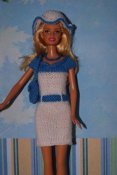 Barbie Crochet Free Patterns   CROCHET BARBIE DOLL FURNITURE PATTERN - Crochet — Learn How to ...