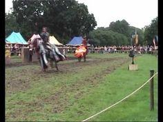 Warwick Castle Jousting tournament