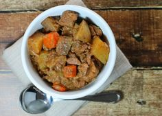 Emily Bites - Weight Watchers Friendly Recipes: Slow Cooker Beef Stew