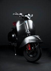 1963 Vespa GT 125 | D'Marge