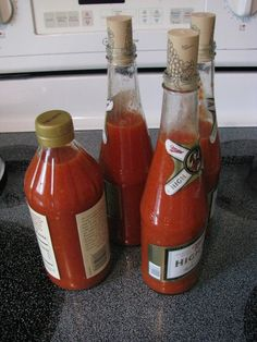 Homemade Garlic Hot Sauce Recipe