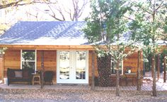Cabin in  Medicine Park
