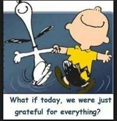 Good ole Charlie Brown!