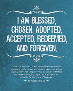 Ephesians 1:11-12