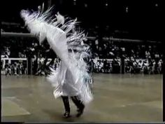 Native American Women's Fancy Shawl Pow Wow Dancers. 5:15