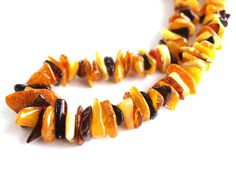 Mixed colors of Baltic amber $24.99 USD