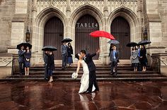I love this photo! Group Photography Ideas: 20 Creative Wedding Poses for Bridal Party
