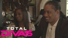Jon & Trinity went on a double date with Vincent & Ariane Andrew this was a delete scene of Total Divas