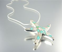 Caribbean Starfish Necklace