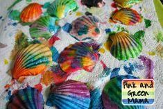 Paint Sea Shells