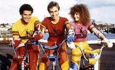Celebrities on bikes: Nicole Kidman