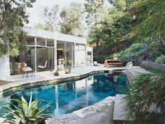 Pool!  Beautiful pool!