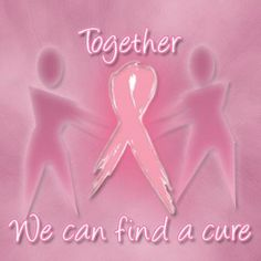 Pray for a cure! breast cancer, fight, the cure, monday, cancer awareness, pink ribbon, daughters, october, awareness ribbons