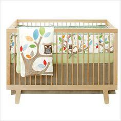Owl Crib Bedding