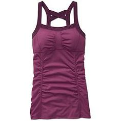 Bought it, wore it, love it! -- Scrunch Cami | Athleta