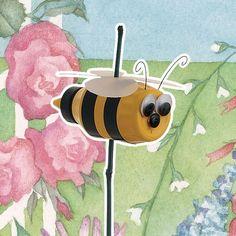 mustard bee