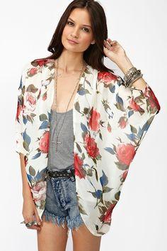 Wild Rose Jacket