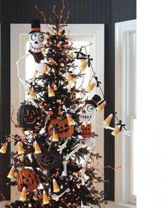 RAZ Halloween Decorations: 2011 Halloween Trees from RAZ!