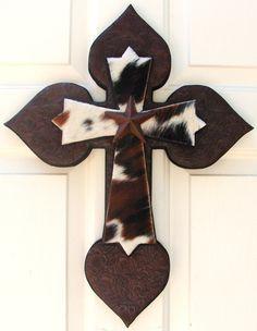 Cool Western Cross