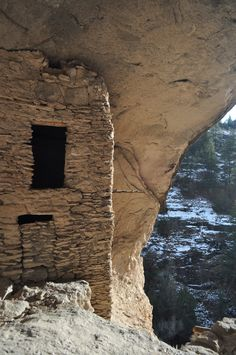 Gila Cliff Dwellings National Monument, New Mexico