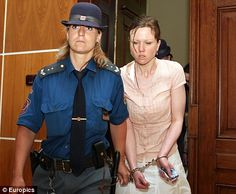 Cannibal cult mother who skinned son and made him eat his own flesh gets 9 years in jail