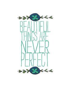 Beautiful things!