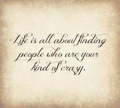 Motto to live by, yep!!!!