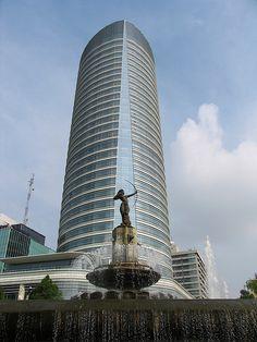 Fuente de la Diana, Ciudad de México.
