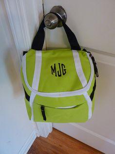 Tennis Ball Themed Cooler bag