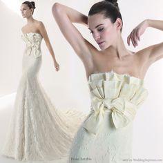 Vestidos de novia  http://www.francsarabia.com/