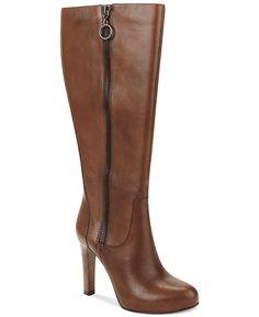 INC International Concepts Women's Boots, Brenden Wide Calf Tall Dress Boots - Wide Calf Boots - Shoes - Macy's