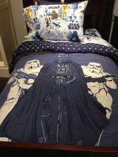 Star Wars Bedding!