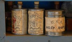 Civil War Medical Supplies    http://woundcare-mrs.com/