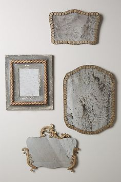 Sea-Weathered Mirror - anthropologie.com