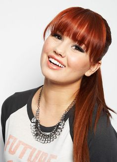 Debby Ryan future hair