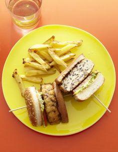 Chicken burger #instamburger