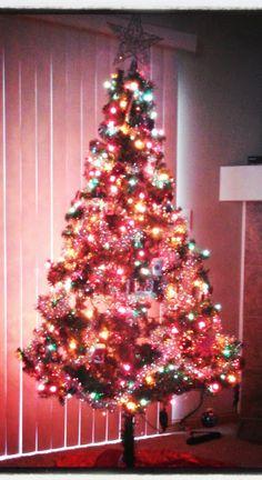 Christmas Tree Link Up!