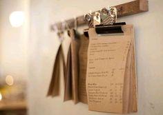 Polpo | Soho menu design, london, restaur menu, café, brand, bar, cute restaurant menus, polpo restaur, restaur design