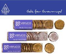 Gelt for Grown-ups by Veruca Chocolates