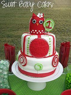 baby shower cakes, happy birthdays, baby first birthday, night owl, first birthdays, 1st birthday cakes, 1st birthdays, owl cakes, baby cakes