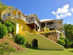 House Tour: Mt. Washington Plantation in St. Croix, USVI