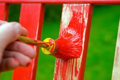 How To Repaint Patio Furniture