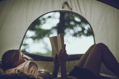 Camping…