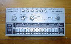 Drum Machine Roland TR 606